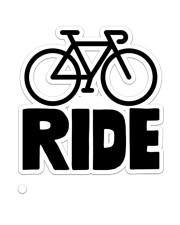 MTB Sticker Ride Sticker - Single (Vertical) front