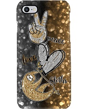 Phone Peace Love Sloth Phone Case i-phone-7-case