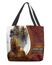 Horse Lady All-over Tote front