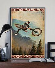Everything will ki you - So choose something fun 11x17 Poster lifestyle-poster-2