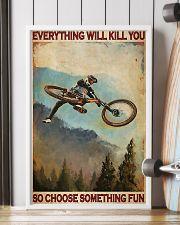 Everything will ki you - So choose something fun 11x17 Poster lifestyle-poster-4