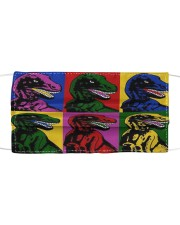 Dinosaurs Face Mask 9 Cloth face mask front