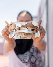 Super Cat Face Mask 1705 Cloth face mask aos-face-mask-lifestyle-07