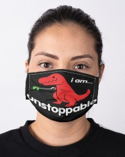 Dinosaurs Face Mask 22 Cloth face mask aos-face-mask-lifestyle-01