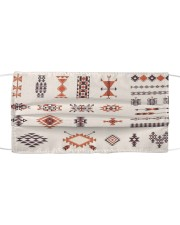 Native Americans Face Mask 19 Cloth face mask front