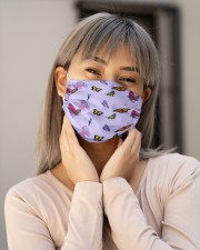 Butterfly Face Mask 2105 Cloth face mask aos-face-mask-lifestyle-17