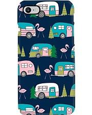 camping Mask 40012 Phone Case tile