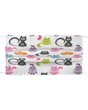 Cat Face Mask 10046868686 Cloth face mask front