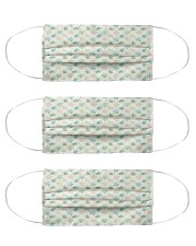 Turtle Face Mask 0904140205 Cloth Face Mask - 3 Pack front