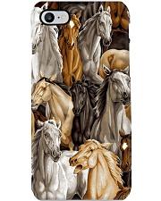 Horse Mask 1002 QV Phone Case thumbnail