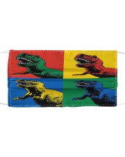 Dinosaurs Face Mask 8 Cloth face mask front