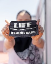 Life Behind Bars 0517 2 Cloth face mask aos-face-mask-lifestyle-07