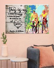 This is us - Love 2 36x24 Poster poster-landscape-36x24-lifestyle-18