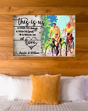 This is us - Love 2 36x24 Poster poster-landscape-36x24-lifestyle-23