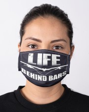 Life Behind Bars 0517 Cloth face mask aos-face-mask-lifestyle-01