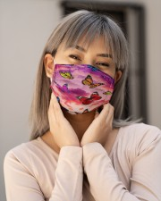 Butterfly Face Mask 18 Cloth face mask aos-face-mask-lifestyle-17
