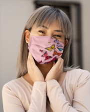 Super Butterfly Face Mask Cloth face mask aos-face-mask-lifestyle-17