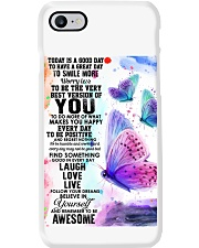 To day is a good day butterfly Phone Case thumbnail