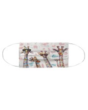 Giraffe Face Mask 0511 Cloth face mask aos-face-mask-coverlet-lifestyle-front-01