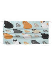 Cat Face Mask 10041234 Cloth face mask front