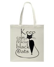 Black Cats Tote Bag thumbnail