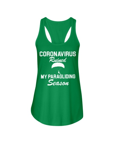 Coronavirus Ruined My Paragliding Season