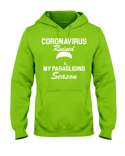 Coronavirus Ruined My Paragliding Season