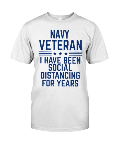 Navy Veteran Social Distancing