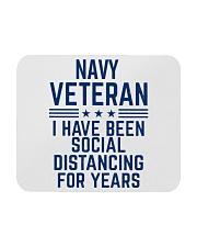 Navy Veteran Social Distancing Mousepad thumbnail