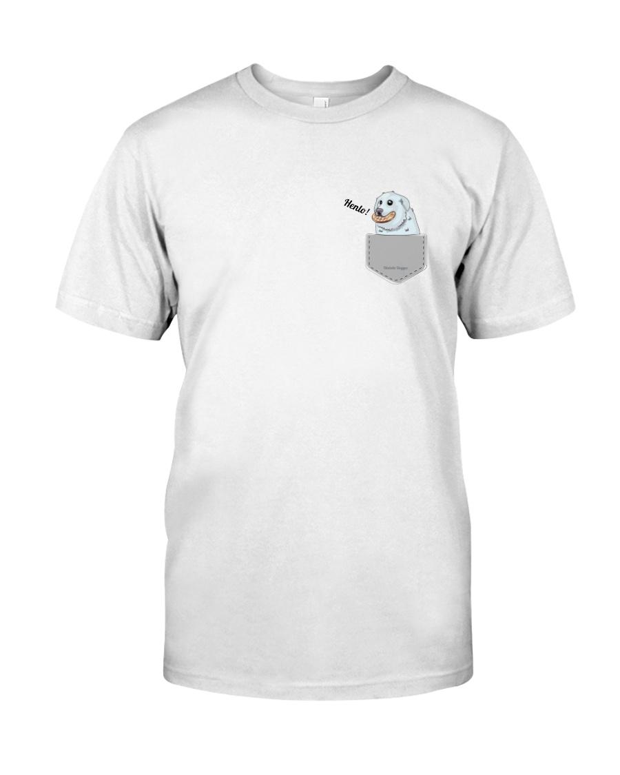 Henlo Doggo Classic T-Shirt