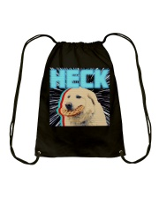 Diabetic Doggos Drawstring Bag tile