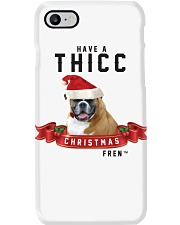Thicc Christmas Phone Case i-phone-7-case