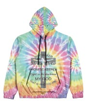 Way maker miracle worker 3D  Women's All Over Print Hoodie thumbnail