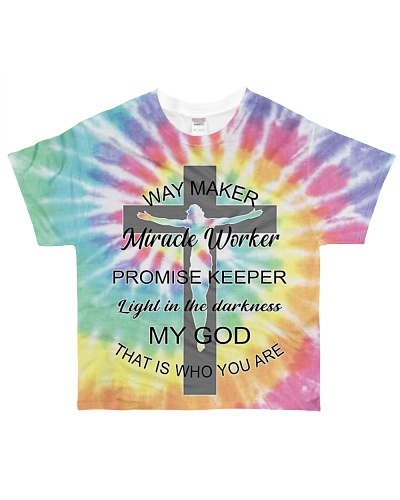 Way maker miracle worker