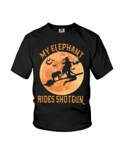 Elephant Elephant Elephant Elephant Elephant - Tee Youth T-Shirt tile