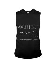 Architect -Architect best Architect- Architect tee Sleeveless Tee thumbnail