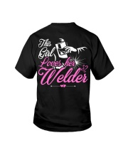 Welder Welder Welder Welder welder welder Welder  Youth T-Shirt tile