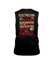 ELECTRICIAN ELECTRICIAN ELECTRICIAN ELECTRICIAN  Sleeveless Tee thumbnail