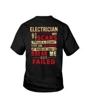 ELECTRICIAN ELECTRICIAN ELECTRICIAN ELECTRICIAN  Youth T-Shirt thumbnail