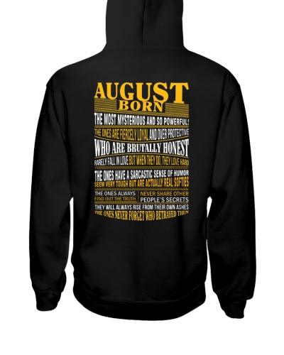 August August August August August August T-Shirts