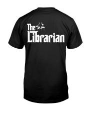 Librarian Librarian Librarian Librarian - Tee  Premium Fit Mens Tee thumbnail