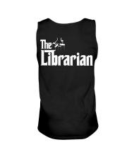 Librarian Librarian Librarian Librarian - Tee  Unisex Tank thumbnail