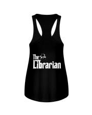Librarian Librarian Librarian Librarian - Tee  Ladies Flowy Tank thumbnail