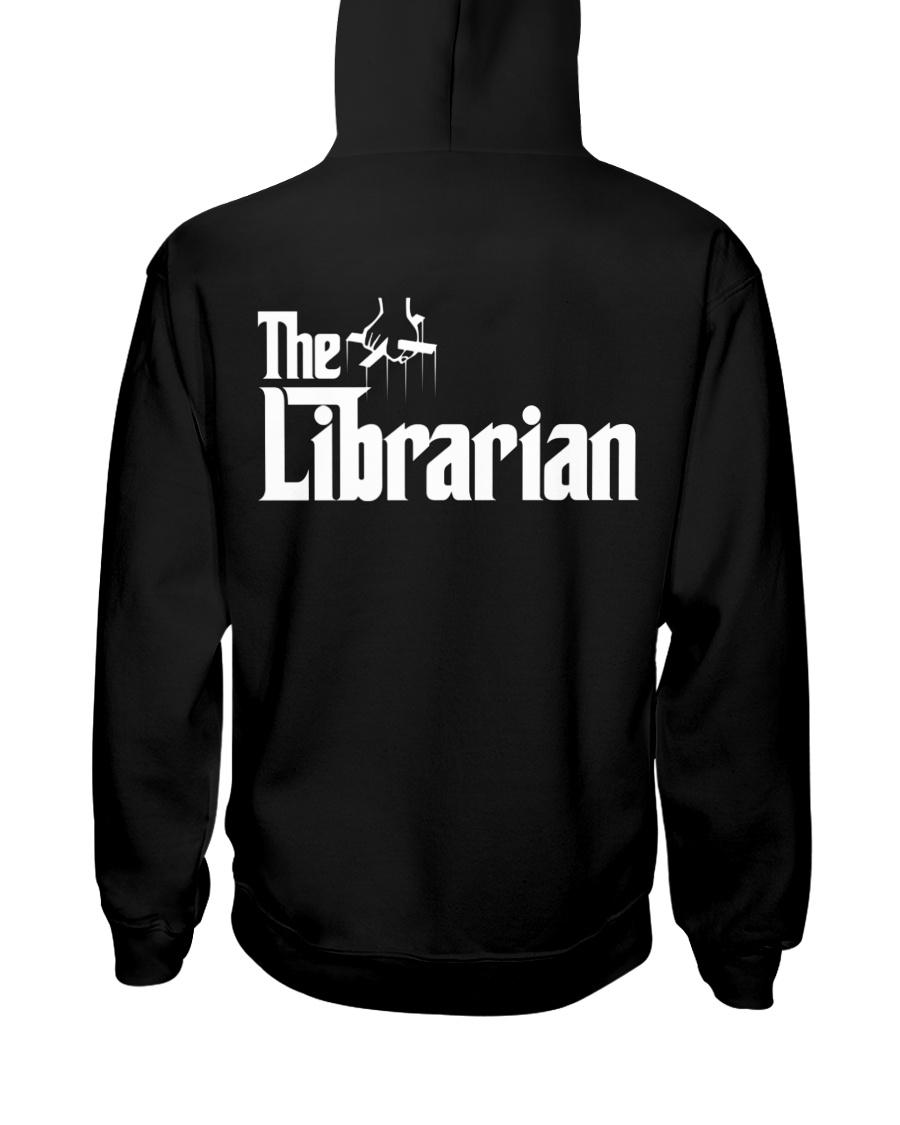 Librarian Librarian Librarian Librarian - Tee  Hooded Sweatshirt