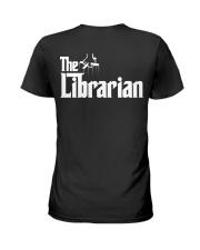 Librarian Librarian Librarian Librarian - Tee  Ladies T-Shirt thumbnail