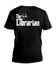 Librarian Librarian Librarian Librarian - Tee  V-Neck T-Shirt thumbnail