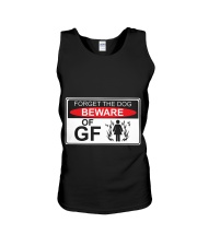 GIRLFRIEND GIRLFRIEND GIRLFRIEND GIRLFRIEND - Tee Unisex Tank thumbnail