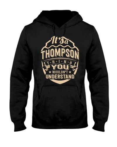 Thompson  Thompson  Thompson  Thompson  - Tee