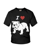 BULLDOG BULLDOG BULLDOG BULLDOG BULLDOG BULLDOG  Youth T-Shirt tile
