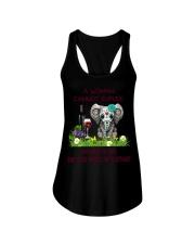 Elephant Elephant Elephant Elephant Elephant - Tee Ladies Flowy Tank thumbnail